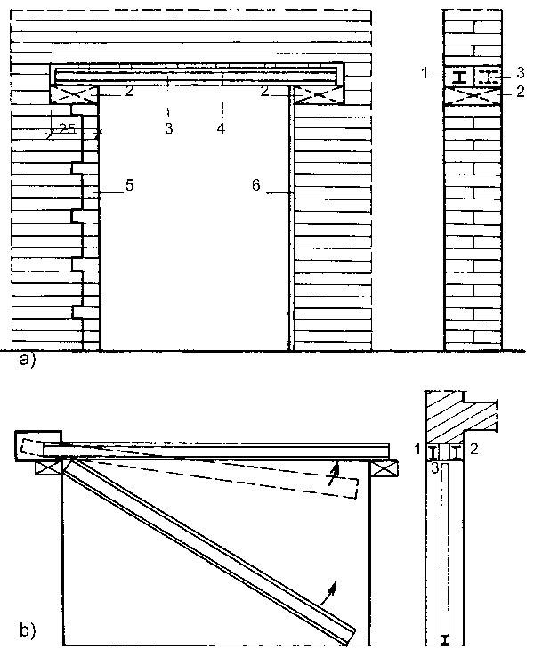 Rekonštrukcie a opravy zvislých nosných konštrukcií