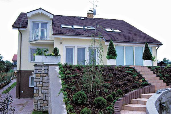 Financovanie výstavby rodinného domu (1. časť)
