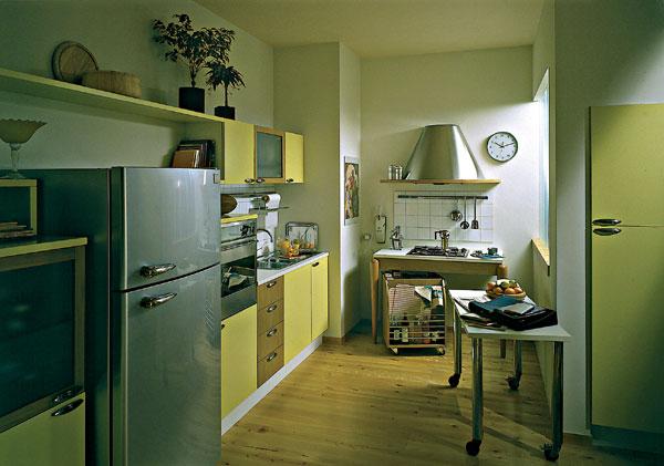 Nová kuchyňa v starom byte (1. časť)