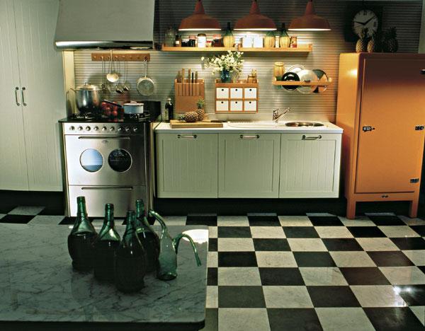 Nová kuchyňa v starom byte (2. časť)
