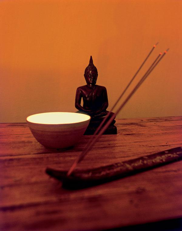 Vitajte v čajovom chráme
