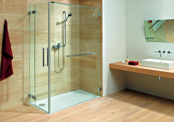 Sprchovacie vaničky XXL určujú nový štandard v sprchovaní