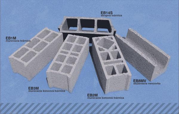 Benefity betónových tvárnic EasyBlok