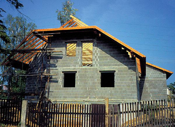 Poistenie stavby
