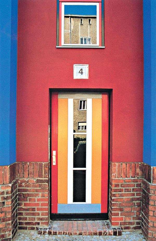 Žijeme - bývame vo farbách