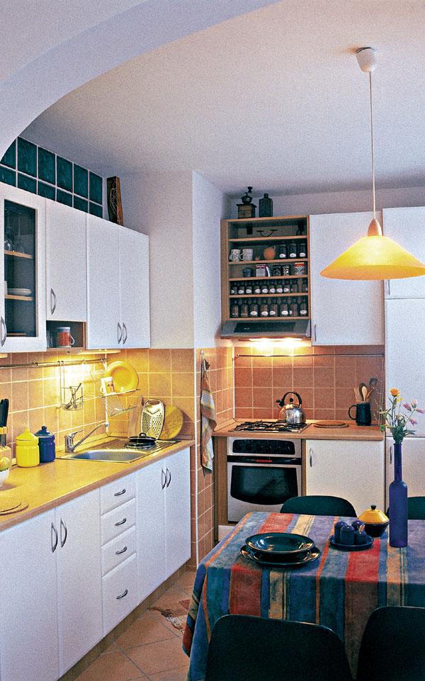 Minimálna kuchyňa