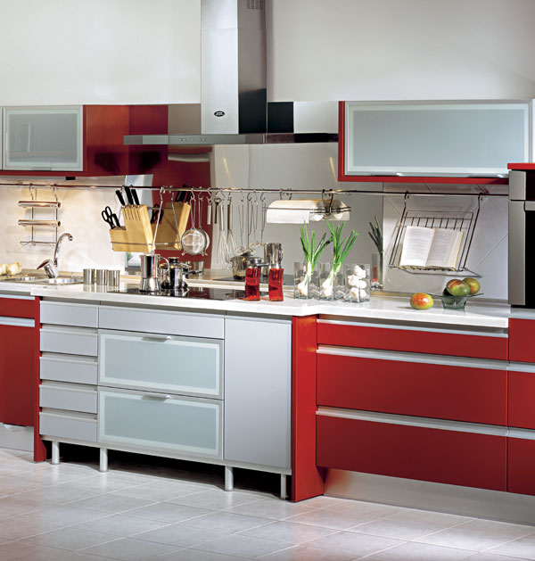 Kuchyňa – čo je v pozadí?
