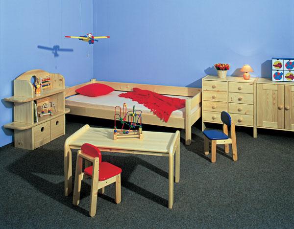 Detská izba má rásť s deťmi
