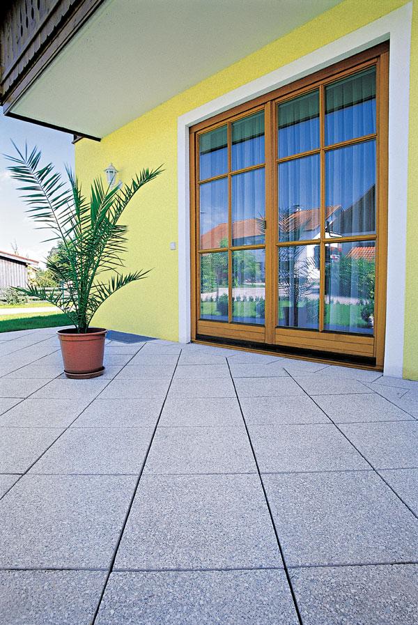 Krok za krokom k betónovej dlažbe