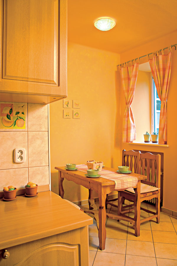 Kuchyňa za babku