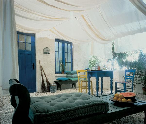 Dodajte vášmu domovu prímorskú atmosféru