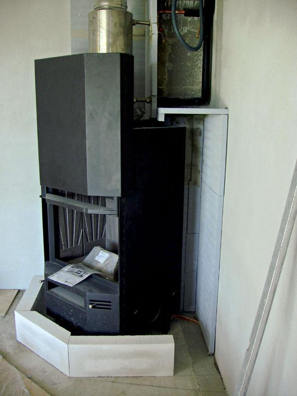 Rafinované teplo i chlad (3. časť seriálu o stavbe prvého inteligentného rodinného domu na Slovensku)