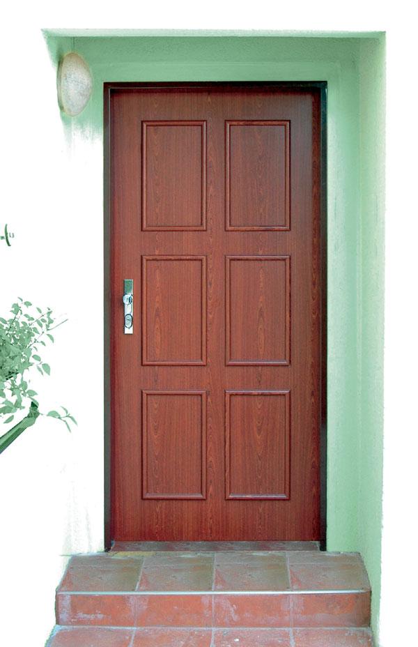 Zlodejov môžu odradiť bezpečnostné dvere