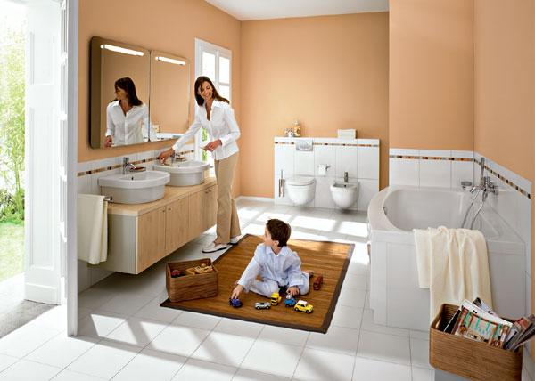Kúpeľňová elegancia aj pre vás