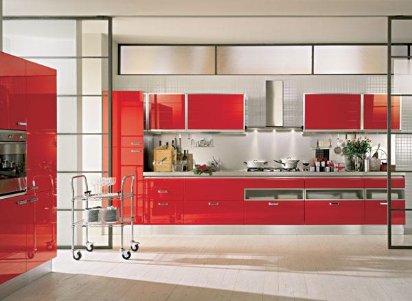 Kuchyňa v minimalistickom štýle