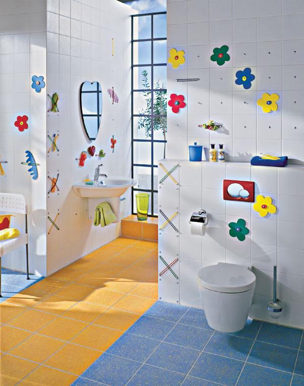 Kúpeľňa - ako sa jej zmocniť