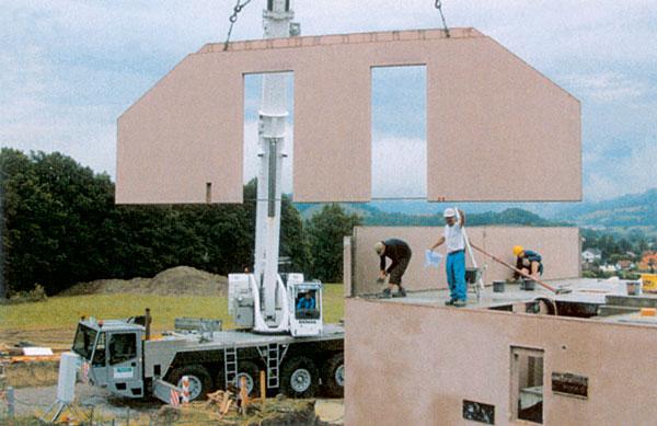 Montovaný dom (2. časť)