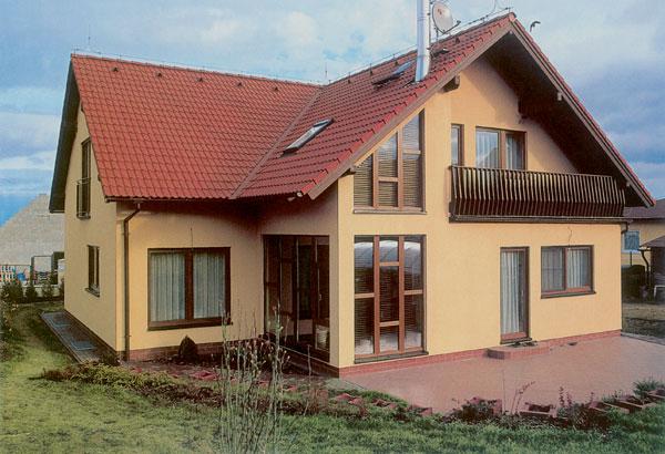 Montovaný dom (1. časť)