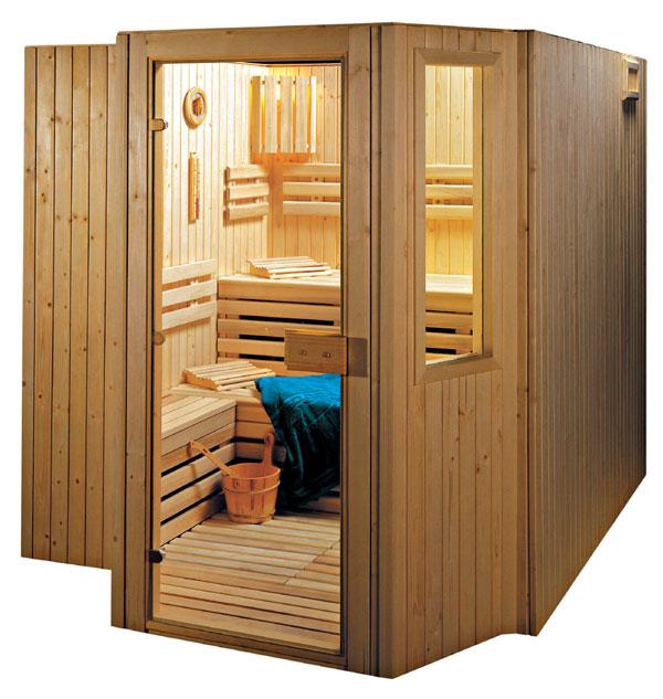 Sauna ako striedavý kúpeľ – teplo, zima, teplo, zima, teplo ...