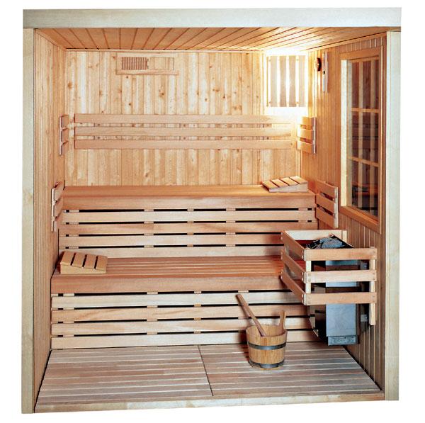 Sauna ako striedavý kúpeľ – teplo, zima, teplo, zima, teplo …