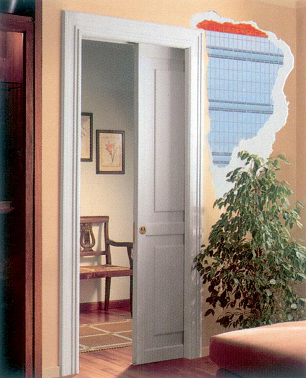 Skromné dvere, múdre steny