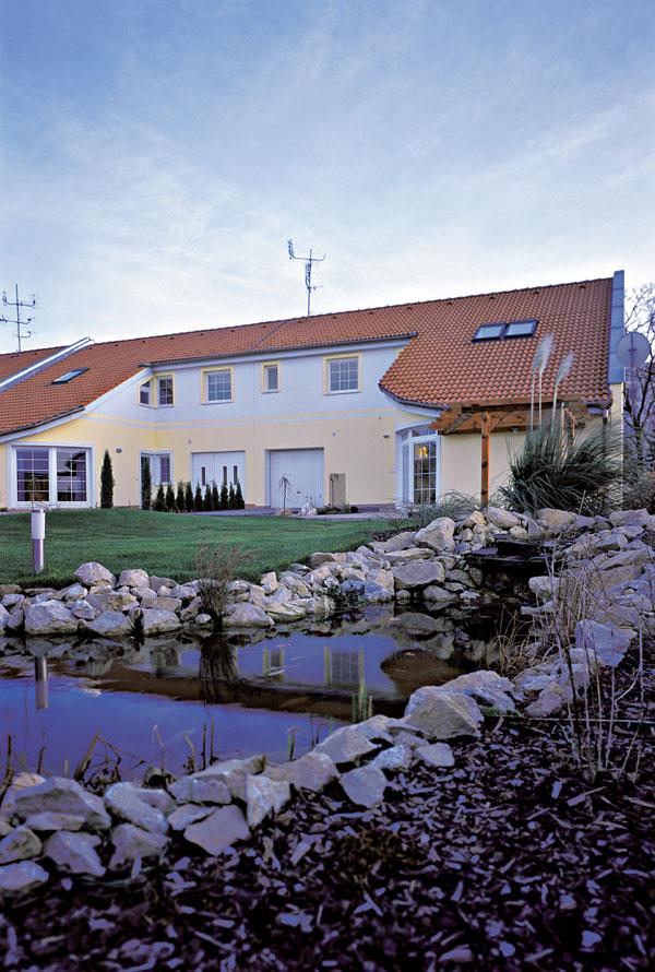 Dom, v ktorom sa dobre býva