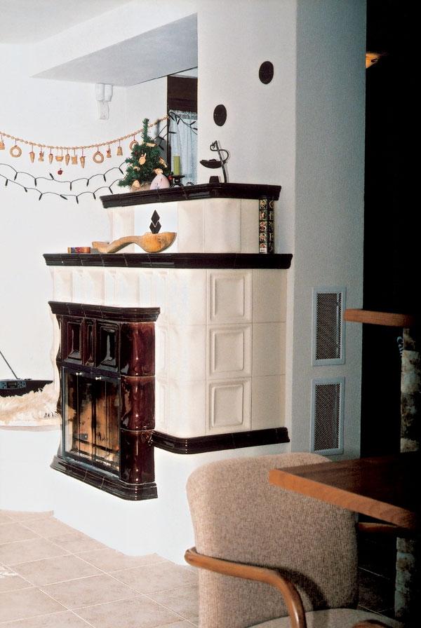Bývajte v príjemnej klíme kachľovej pece