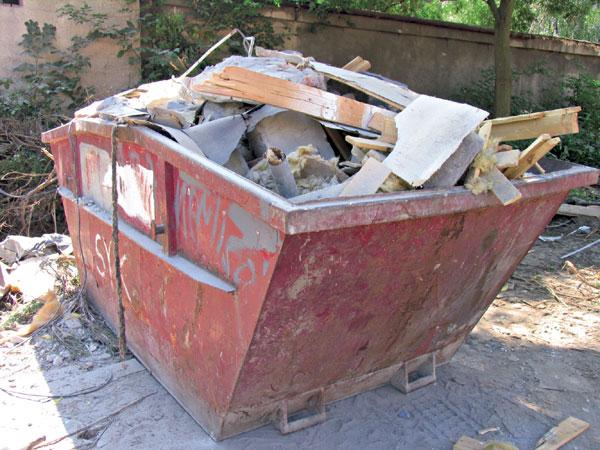 Kam so stavebným odpadom?