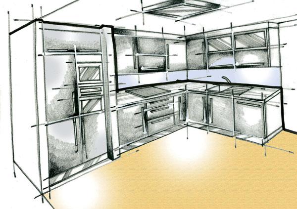 Znovu kuchyňa … a znovu trikrát inak