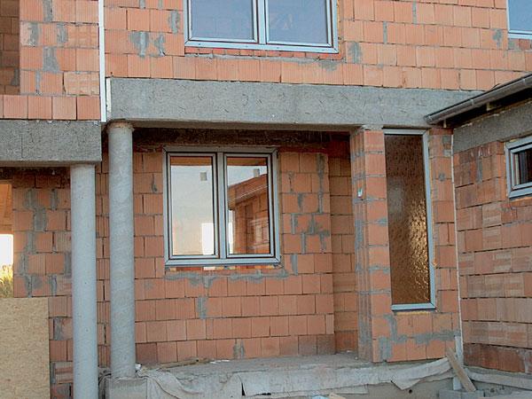 Nosné prvky stavby