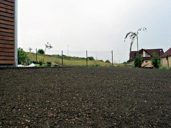 Sadové úpravy a vodné prvky v záhrade