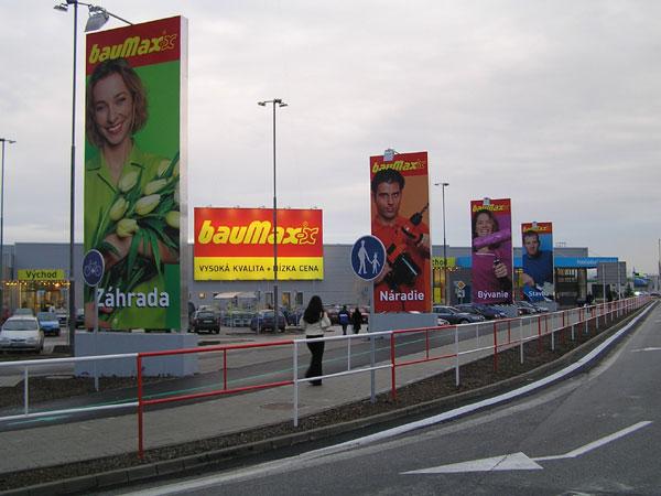 BauMax v Košiciach po druhýkrát