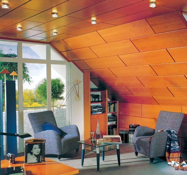 Aplikácie na steny a stropy