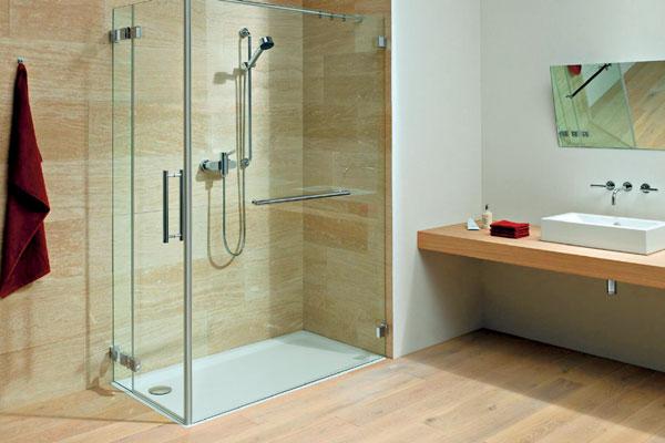 Sprchovací kút – otázka priestoru