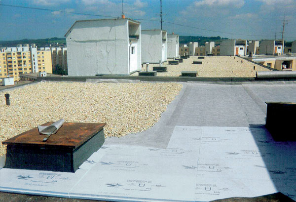 Keď je strecha plochá (3. časť)