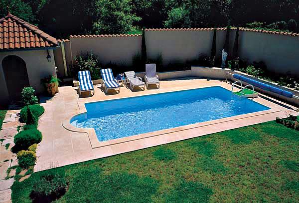Bazén za 14 dní