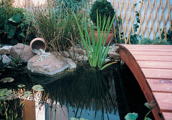 Vodná záhradka