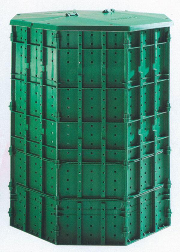 Spôsoby kompostovania biologického odpadu