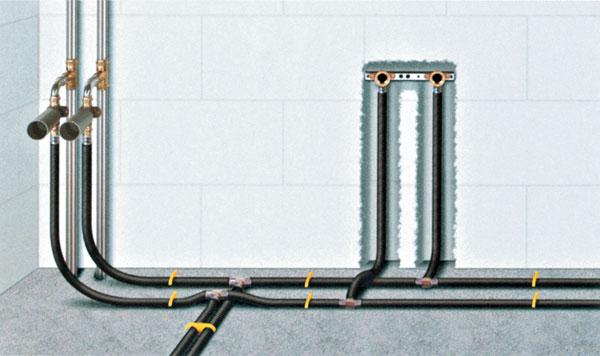 Vnútorná inštalácia vody