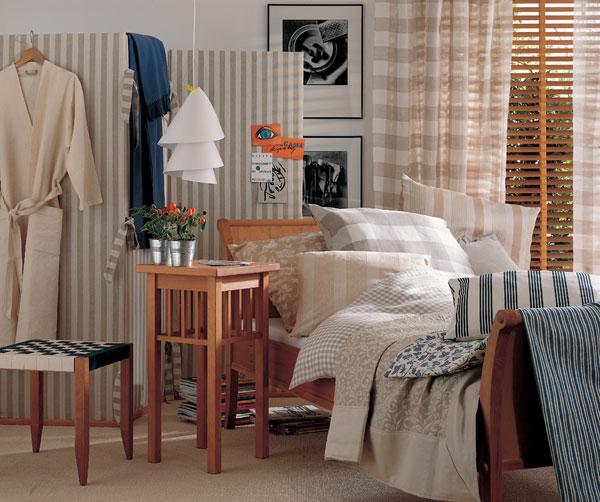 Spálňa – odpočinok, bývanie, uloženie vecí