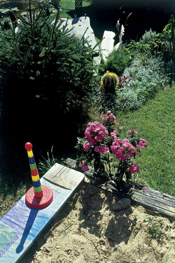 "Záhrada ""nadivoko"""