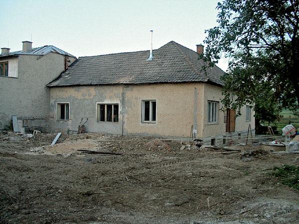 Rekonštrukcia domu - ako začať?: (2. časť)