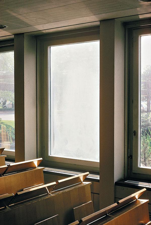Zarosovanie okien
