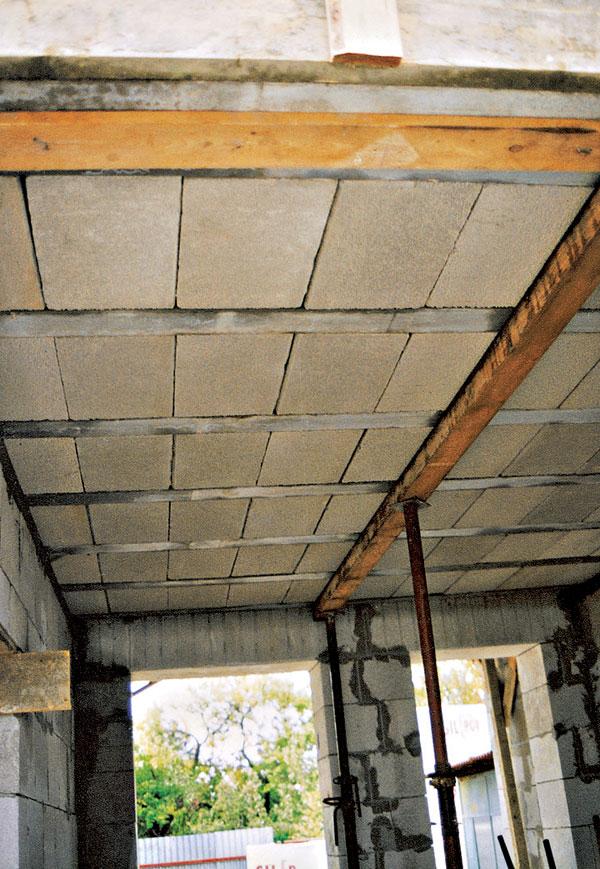Rekonštrukcie a opravy stropov