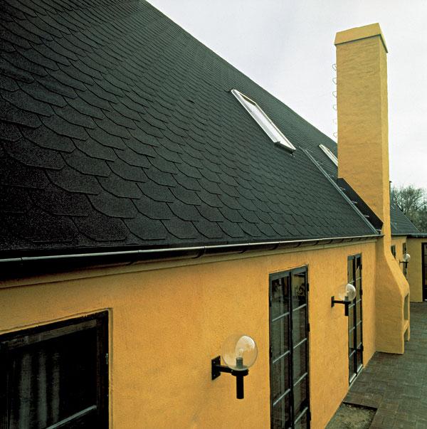 Čím zakryť šikmú strechu ? (2. časť)