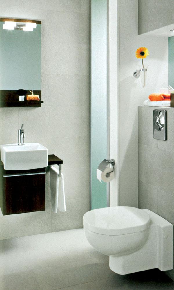 Umývadielka aj pre sedem trpaslíkov