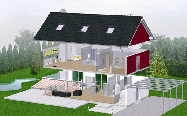Interaktívny dom Hager je online