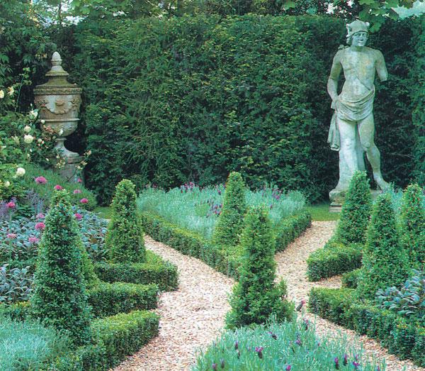 Máj v záhrade 2