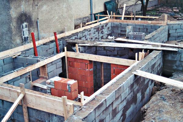 Zakladanie stavieb