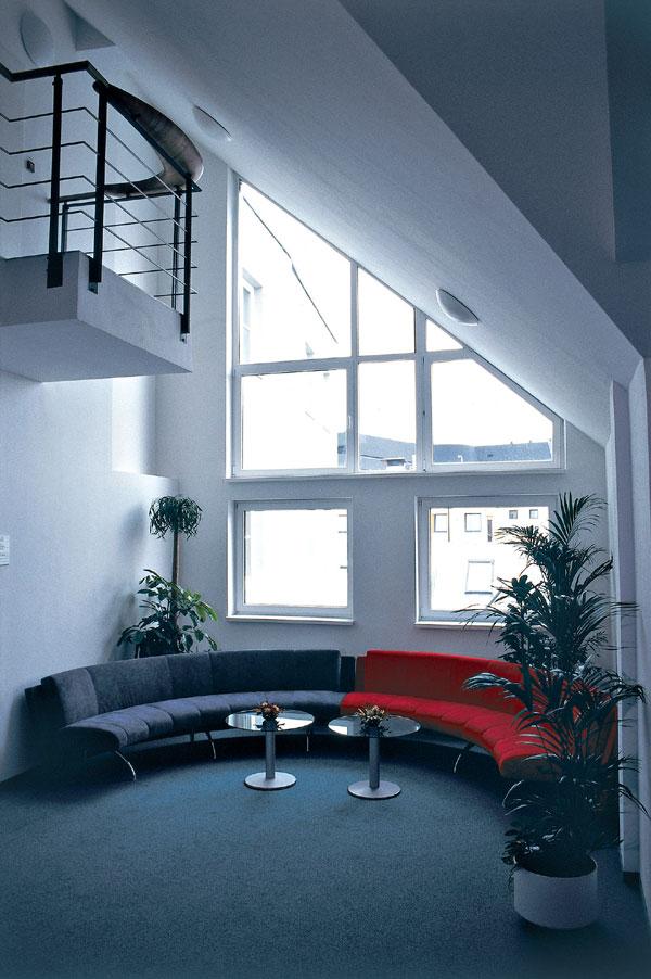 Oživený interiér